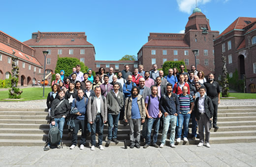 "1-4 June 2014: ""Distributed Technologies for Social Networks"" Summer School"